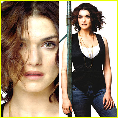 Rachel Weisz By: Mike Meyers