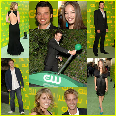 Smallville on the Green Carpet