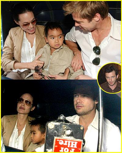 Angelina's Auto-Rickshaw Ride