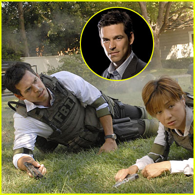 Eddie Cibrian Replaces Gale Harold on 'Vanished'