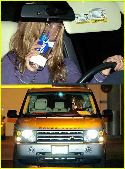 Aniston Drinks SmartWater