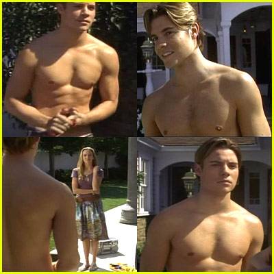 The New Hunk on Wisteria Lane