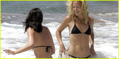 Kate Hudson is Wet Again