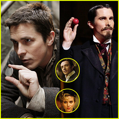 'The Prestige' Stills