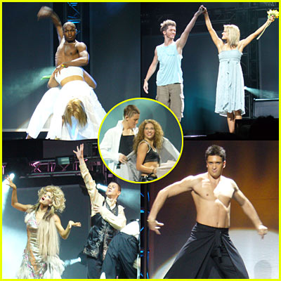 'So You Think You Can Dance' Tour Pictures