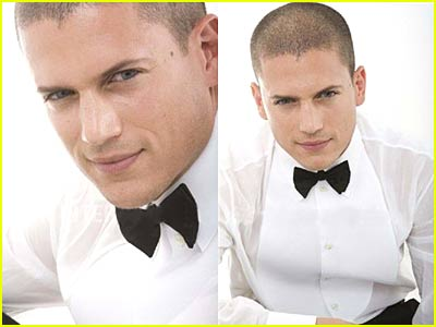 Wentworth Miller is a Penguin