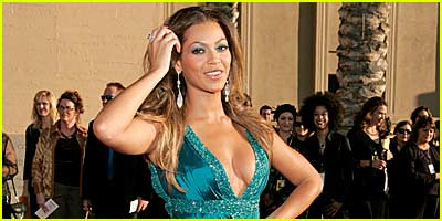 Beyonce Irreplaceable @ AMA's 2006