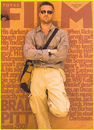 Brad Pitt Owns 2007
