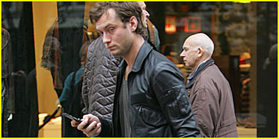 Jude Law: Happiest With His Kids