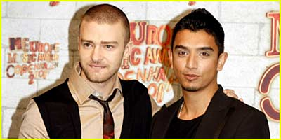 Justin Timberlake Hosts MTV EMA's