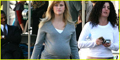 Reese Witherspoon is Pregnant Again