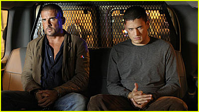 Wentworth Miller: Arrested!