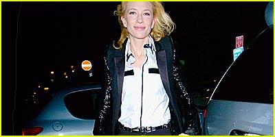 Cate Blanchett Honored By BAFTA