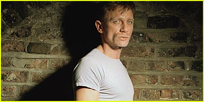 Daniel Craig = Top Dream Man