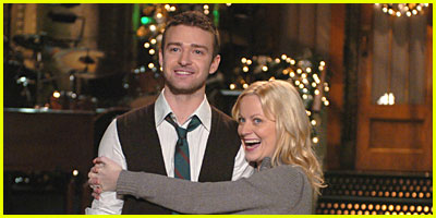 Justin Timberlake Comes Around to SNL