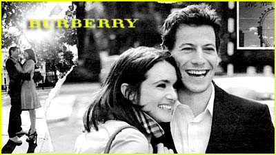 Rachel Weisz's Burberry Ad