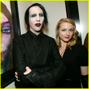 Evan Rachel Wood Dating Marilyn Manson!!