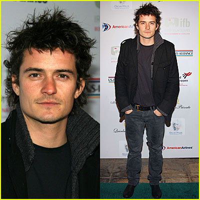 Orlando Bloom's Luck with the Irish