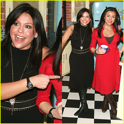 Rachael Ray's Wax Figure Revealed