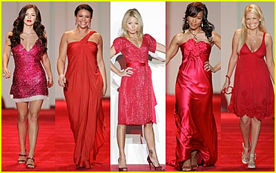 Red Dress Opens NY Fashion Week