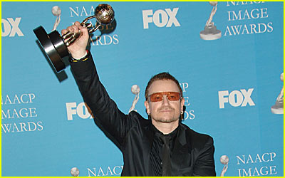 Bono's NAACP 2007 Speech