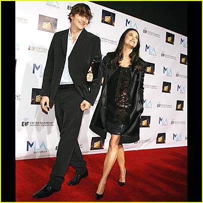 Demi and Ashton Love Tom and Katie