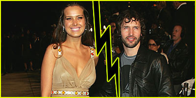Petra Nemcova & James Blunt SPLIT