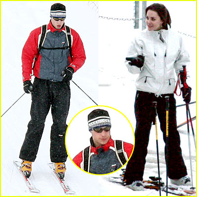 Prince William's Swiss Skiing Trip