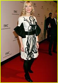 Cate Blanchett: Fashion is an Art