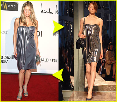 Fashion Faceoff: Christian Dior Minidress