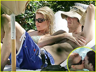 Howard Stern Goes Shirtless