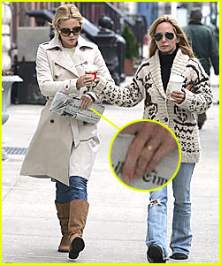 Kate Hudson's Wedding Ring Mystery
