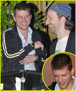 Ryan Phillippe: Steak Night Out