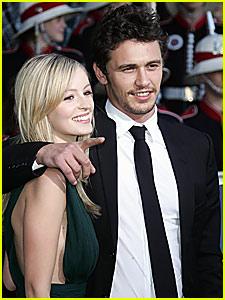 James Franco & Ahna O'Reilly: Cutest Spidey Couple
