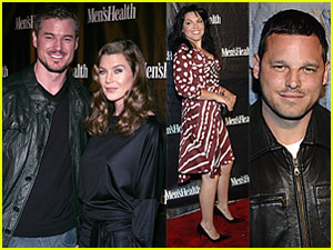 McSteamy: Grey's Anatomy Reunion!