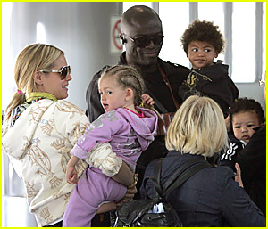 Heidi Klum's Picture Perfect Family | Celebrity Babies, Heidi Klum
