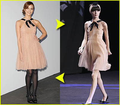Fashion Faceoff: Chanel Minidress