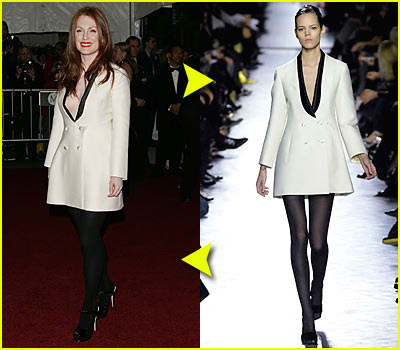 Julianne Moore @ Costume Institute 2007