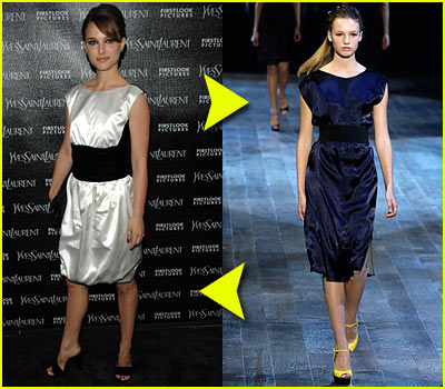 Fashion Faceoff: Lanvin Dress