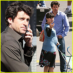Patrick Dempsey Does Chinatown