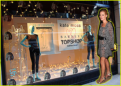 Kate Moss: Supermodel Style @ Barneys