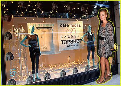 Kate Moss: Supermodel Style @ Barneys