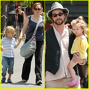 Noah Wyle Wild About His Kids