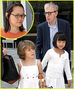 Woody's Family Settles in Spain