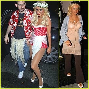 Christina Aguilera's Lasting Lingerie