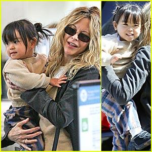 Meg Ryan's Daughter Daisy | Celebrity Babies, Daisy Ryan ...