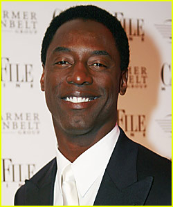 isaiah washington dna