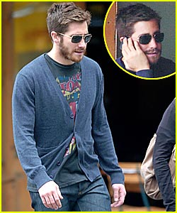 Jake Gyllenhaal: Mommy and Me Time!
