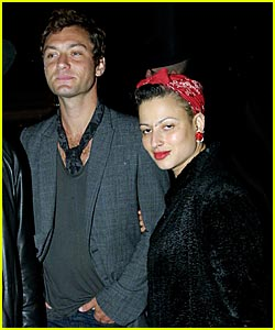Jude Law's New Mystery Woman