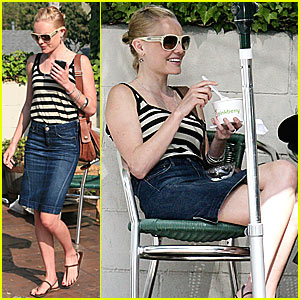 Kate Bosworth: More Pinkberry, Please!